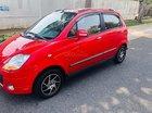 Cần bán Daewoo Matiz Super 0.8 đời 2009, màu đỏ, nhập khẩu nguyên chiếc số tự động, 195 triệu