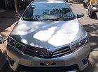 Cần bán xe Toyota Corolla altis 1.8G sản xuất 2014, màu bạc xe gia đình, giá chỉ 630 triệu