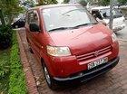 Cần bán xe Suzuki APV đời 2007, màu đỏ số sàn, giá chỉ 192 triệu