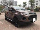 Cần bán gấp Ford EcoSport Titanium Black 1.5L AT đời 2017, vành đen có giá đỡ