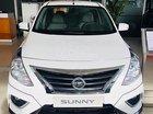 Bán ô tô Nissan Sunny năm 2018, màu trắng, giá tốt