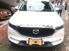 Cần bán gấp Mazda CX 5 Sx 2018, màu trắng, odo 2 vạn