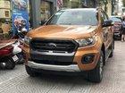 Bán Ford Ranger Wildtrak 01 cầu, 02 cầu - giao ngay - cam kết rẻ nhất HCM - LH 0938.747.636