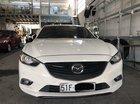 Bán xe Mazda 6 2.0 năm 2016, màu trắng, bao test