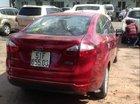 Bán Ford Fiesta Titanium 2016, màu đỏ mới chạy 5000km, giá tốt