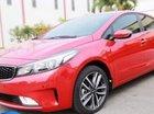 Cần bán lại xe Kia Cerato 1.6AT đời 2017, màu đỏ