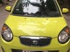 Cần bán Kia Morning SLX đời 2010, màu vàng, xe nhập chính chủ