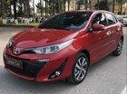 Bán Toyota Yaris đời 2018, màu đỏ, nhập khẩu nguyên chiếc số tự động, 669tr