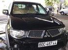 Bán Mitsubishi Triton đời 2011, màu đen xe gia đình, giá chỉ 370 triệu