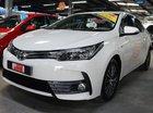 Bán xe Altis 1.8G CVT 2018 màu trắng, trả góp 70%, giá tốt