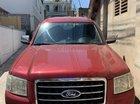 Bán ô tô Ford Everest 2.5L đời 2008, máy dầu, số sàn, màu đỏ, 378tr