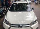 Bán Toyota Yaris màu trắng, đăng ký 2017, số tự động