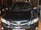 Cần bán xe Toyota Corolla Altis đăng ký lần đầu 28/12/2012, màu đen, hỗ trợ trả góp ngân hàng