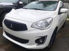 Bán Mitsubishi Attrage 1.2 CVT đời 2018, màu trắng, nhập khẩu nguyên chiếc, 475 triệu