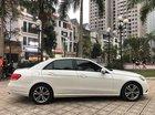 Bán xe Mercedes E250 Sx 2014, số tự động, máy xăng, màu trắng, odo 72000 km