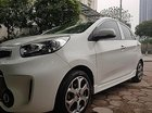 Cần bán xe Kia Morning Si AT đời 2016, màu trắng chính chủ, giá 358tr