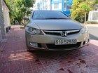 Cần bán Honda Civic sản xuất năm 2008, 465tr