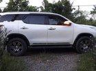 Bán Toyota Fortuner MT sản xuất năm 2017, màu trắng