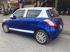 Cần bán lại xe Suzuki Swift 1.4 AT 2014, màu xanh lam chính chủ