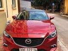 Bán Mazda 6 đời 2014, màu đỏ chính chủ giá cạnh tranh