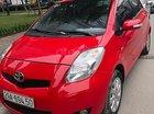 Bán xe Toyota Yaris đời 2013, màu đỏ, nhập khẩu còn mới