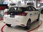 Bán Toyota Yaris 1.5G đời 2019, màu trắng, xe nhập, 630 triệu
