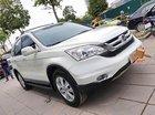 Bán xe Honda CR V đời 2010, màu trắng, nhập khẩu giá cạnh tranh