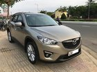 Cần bán Mazda CX 5 AT đời 2014, màu nâu, giá tốt