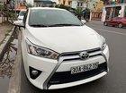Bán Toyota Yaris 1.3G năm 2015, màu trắng, nhập khẩu còn mới, giá tốt