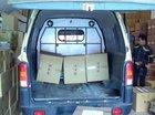 Bán gấp 1 xe tải van 5 chỗ 675kg nhãn hiệu SYM V5 - sx 2012, đăng ký lần đầu 2013