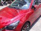 Cần bán lại xe Mazda 2 sản xuất 2015, màu đỏ