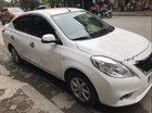Cần bán Nissan Sunny XV 1.5AT 2017, màu trắng chính chủ, giá 438tr