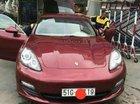Bán ô tô Porsche Panamera 2010, màu đỏ, Đk 2013, odo 33.000km
