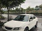 Bán ô tô Mazda 323 năm 2003, màu trắng, máy Nhật bền bỉ