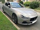 Chính chủ bán Maserati Ghibli S Q4 2013, màu bạc, xe nhập