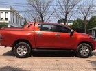 Bán Toyota Hilux 3.0G 4x4 AT năm 2016, màu đỏ, nhập khẩu, số tự động