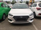 Bán xe Hyundai Accent 1.4L MT đời 2019, màu trắng