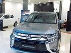 Bán Mitsubishi Outlander 2.4 CVT Premium 2019, màu xanh lam
