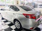 Bán Toyota Vios 1.5E CVT 2017, màu bạc, xe gia đình, giá tốt