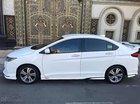 Bán xe Honda City 1.5 AT 2016, màu trắng, giá chỉ 495 triệu