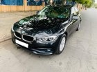 Cần bán BMW 3 320i 2016, màu đen, xe chính chủ một đời chủ chạy kỹ
