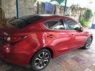 Bán Mazda 2 sản xuất năm 2017, màu đỏ, giá tốt