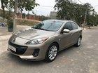 Cần bán Mazda 3 sản xuất năm 2014, nhập khẩu chính chủ