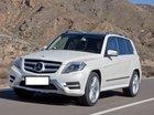 Cần bán Mercedes GLK 250 4Matic 2.0AT sản xuất năm 2014