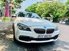 Cần bán xe BMW 6 Series đăng ký lần đầu 2016, màu trắng nhập khẩu nguyên chiếc
