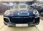 Bán ô tô Porsche Cayenne đời 2015, màu xanh lam nhập khẩu