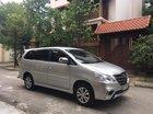 Bán innova 2015 E2.0 màu bạc, chính chủ Hà Nội