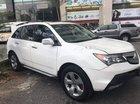 Cần bán Acura MDX sản xuất 2007, màu trắng, nhập khẩu nguyên chiếc, 889 triệu