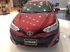 Bán xe Toyota Vios 1.5 CVT, tặng: DVD/ cam lùi/bảo hiểm/bọc ghế