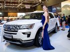 Xe Explorer đủ màu tại Nghệ An, hỗ trợ 80% giá trị xe